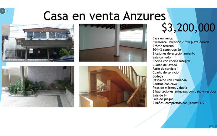 Foto de casa en venta en  , anzures, puebla, puebla, 1452243 No. 30