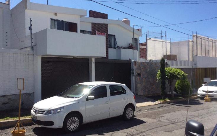 Foto de casa en venta en  , anzures, puebla, puebla, 1724172 No. 01