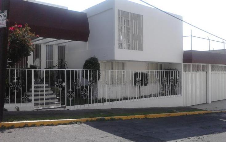 Foto de casa en venta en  , anzures, puebla, puebla, 408258 No. 01