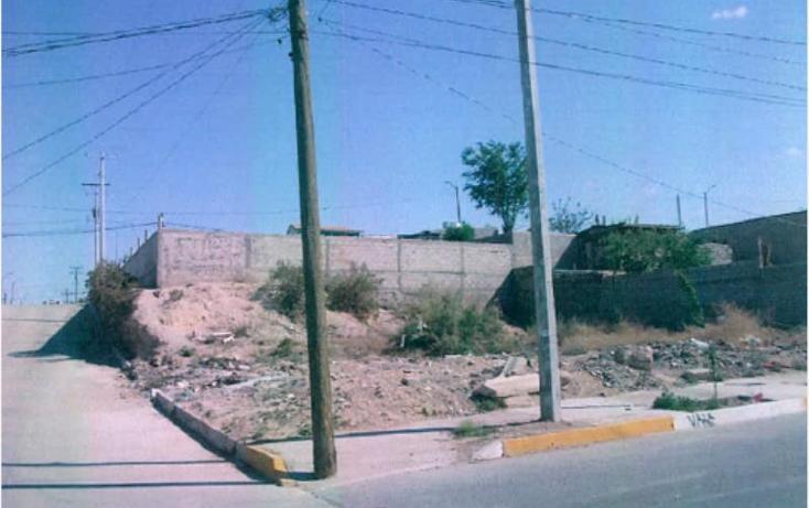 Foto de terreno comercial en venta en apan, felipe ángeles, juárez, chihuahua, 1454957 no 01