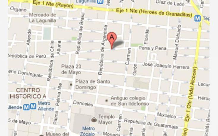 Foto de local en venta en apartado, centro área 9, cuauhtémoc, df, 1591092 no 10