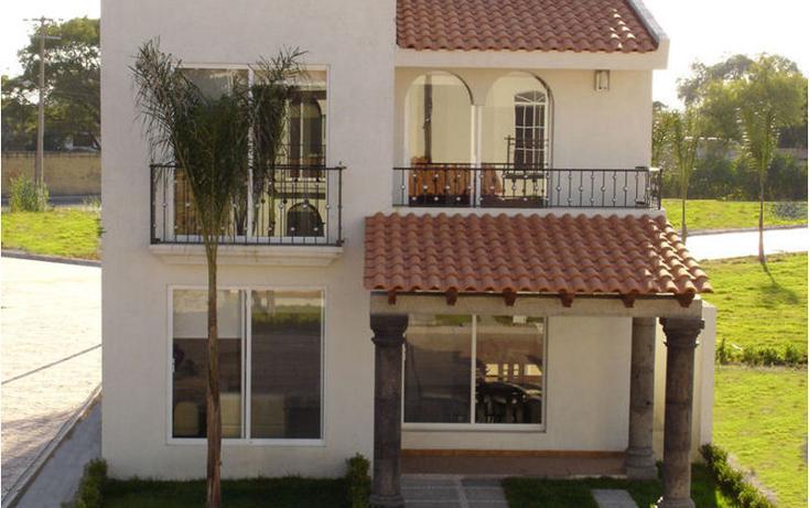 Foto de casa en venta en  , apaseo el grande centro, apaseo el grande, guanajuato, 448247 No. 01