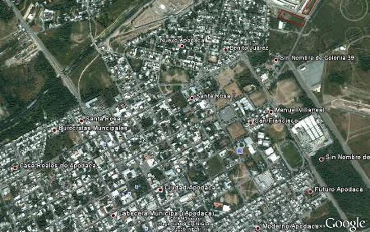 Foto de terreno comercial en venta en  , apodaca centro, apodaca, nuevo león, 1096423 No. 04