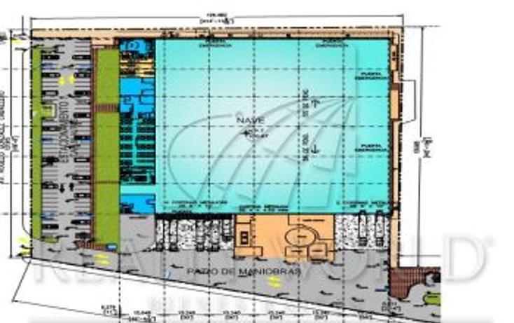 Foto de nave industrial en renta en  , apodaca centro, apodaca, nuevo león, 1381115 No. 01