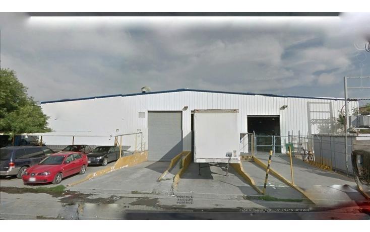 Foto de nave industrial en venta en  , apodaca centro, apodaca, nuevo león, 1486775 No. 01