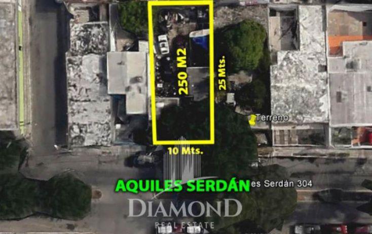 Foto de terreno habitacional en venta en aquiles serdán 304, cerro del vigía, mazatlán, sinaloa, 1974552 no 01