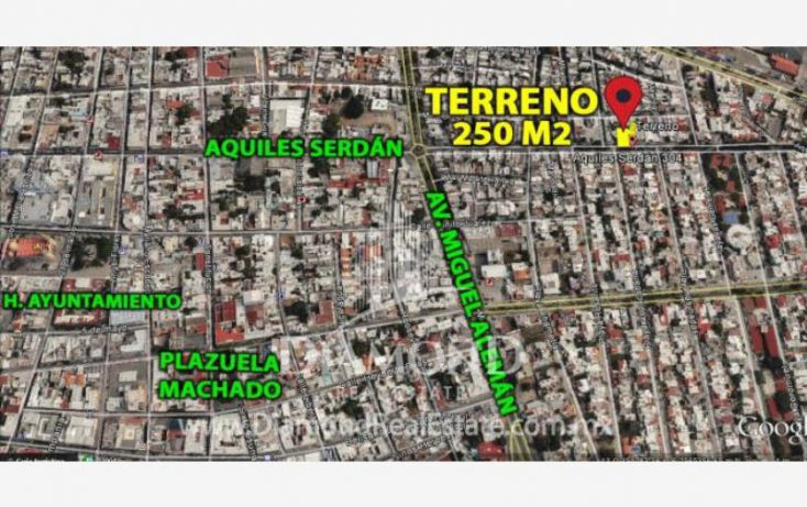 Foto de terreno habitacional en venta en aquiles serdán 304, cerro del vigía, mazatlán, sinaloa, 1974552 no 03