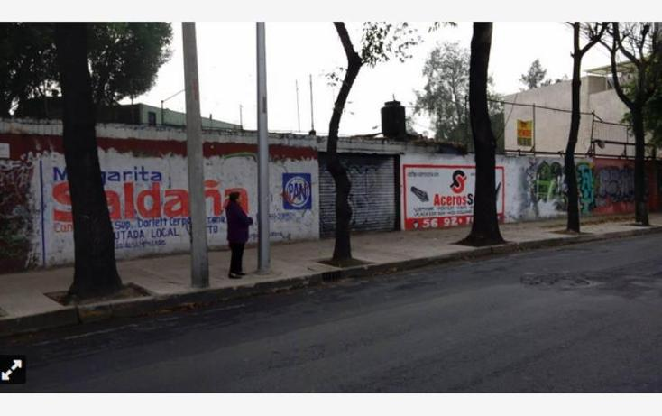 Foto de terreno comercial en renta en aquiles serdan 449, angel zimbron, azcapotzalco, distrito federal, 1736154 No. 01