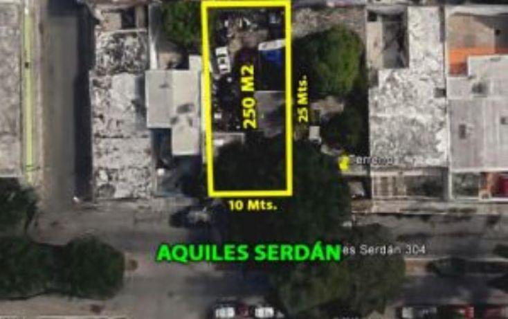 Foto de terreno habitacional en venta en aquiles serdan 508, cerro del vigía, mazatlán, sinaloa, 1728742 no 01