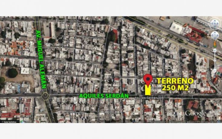 Foto de terreno habitacional en venta en aquiles serdan 508, cerro del vigía, mazatlán, sinaloa, 1728742 no 02