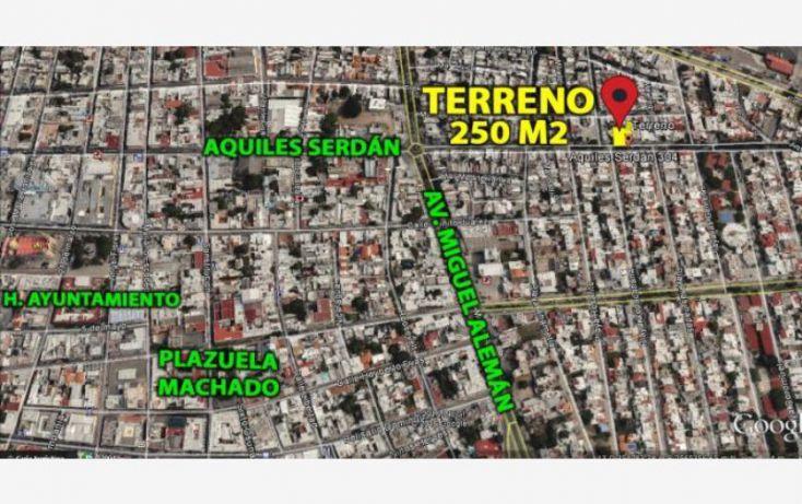Foto de terreno habitacional en venta en aquiles serdan 508, cerro del vigía, mazatlán, sinaloa, 1728742 no 03