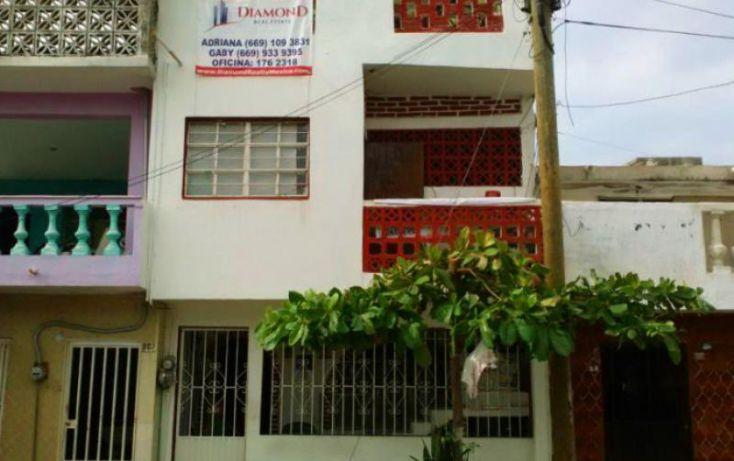 Foto de casa en venta en aquiles serdan 909, cerro del vigía, mazatlán, sinaloa, 1563260 no 01