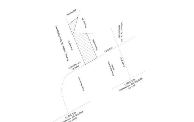 Foto de terreno comercial en venta en  , aquiles serdán, aquiles serdán, chihuahua, 1143917 No. 01