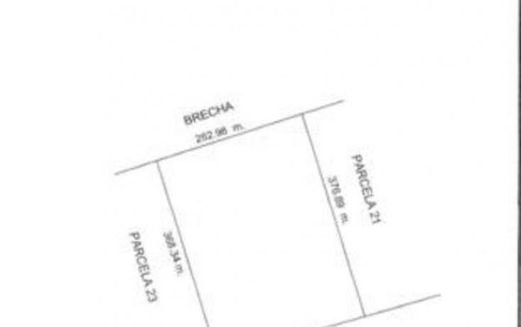 Foto de terreno comercial en venta en, aquiles serdán, aquiles serdán, chihuahua, 772815 no 01