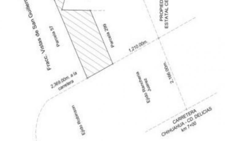 Foto de terreno comercial en venta en, aquiles serdán, aquiles serdán, chihuahua, 772817 no 01