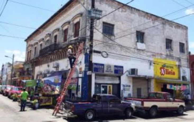 Foto de edificio en venta en aquiles serdan, balcones de loma linda, mazatlán, sinaloa, 1371665 no 01