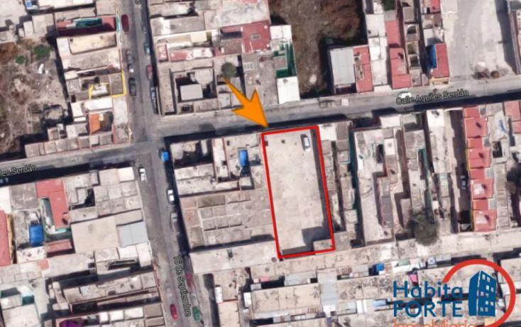 Foto de terreno habitacional en renta en aquiles serdan, valle de santiago, san luis potosí, san luis potosí, 1316565 no 03