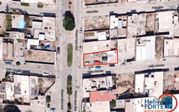 Foto de terreno habitacional en venta en arandas, la forestal, san luis potosí, san luis potosí, 1467209 no 01
