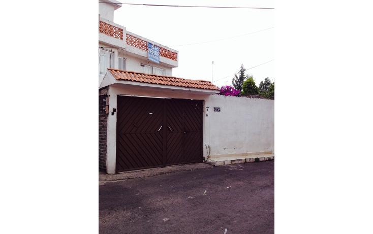 Foto de casa en venta en araucarias , ampliación san marcos norte, xochimilco, distrito federal, 449044 No. 01