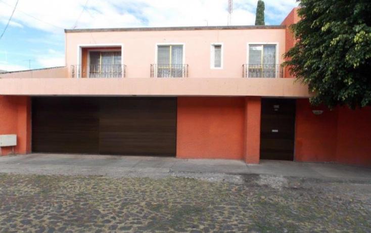 Foto de casa en venta en arbol 80, álamos 1a sección, querétaro, querétaro, 908527 no 01