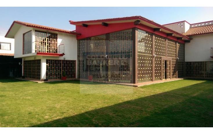 Foto de casa en condominio en venta en arbol de la vida 505 , bellavista, metepec, méxico, 1414387 No. 01