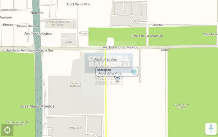 Foto de terreno habitacional en venta en arbol de la vida, árbol de la vida, metepec, estado de méxico, 1398641 no 05