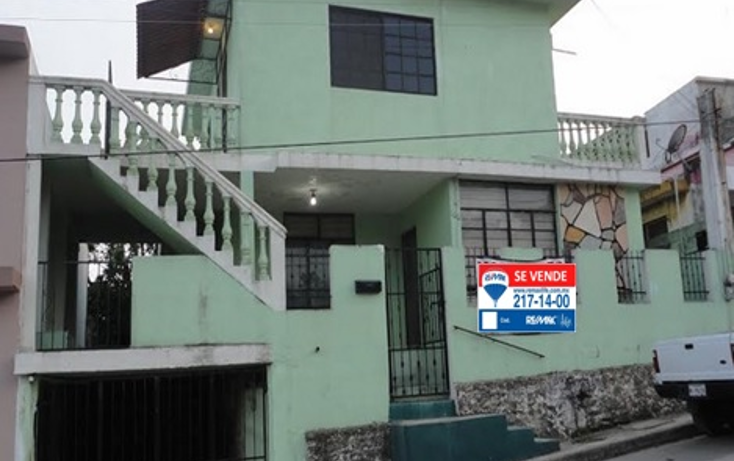 Foto de casa en venta en  , ?rbol grande, ciudad madero, tamaulipas, 1114591 No. 01