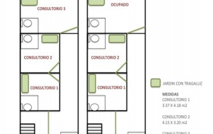Foto de oficina en renta en  , árbol grande, ciudad madero, tamaulipas, 1295941 No. 02