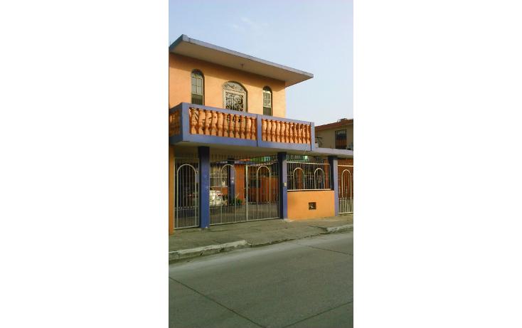 Foto de casa en venta en  , árbol grande, ciudad madero, tamaulipas, 1475983 No. 01