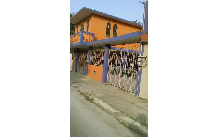 Foto de casa en venta en  , árbol grande, ciudad madero, tamaulipas, 1475983 No. 02