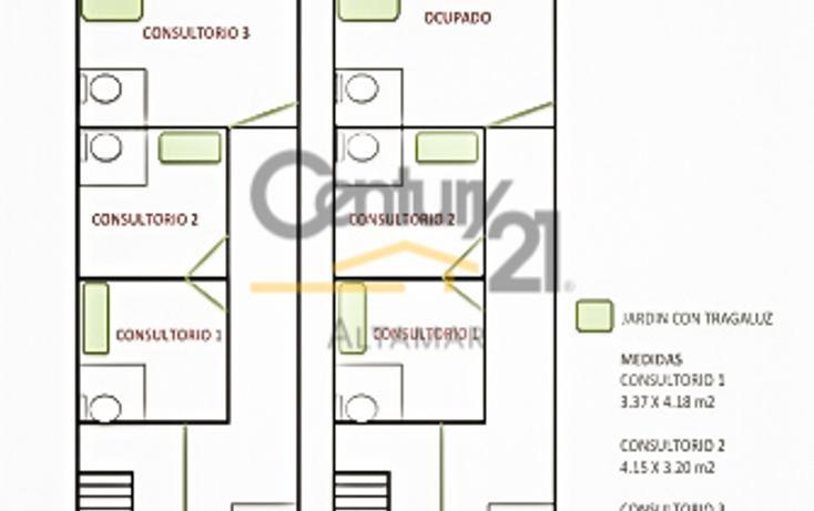 Foto de oficina en renta en, árbol grande, ciudad madero, tamaulipas, 1894096 no 02