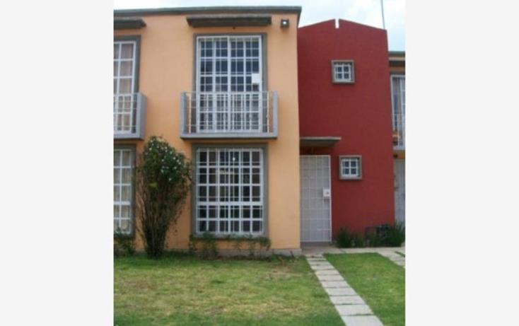 Foto de casa en renta en  , arbolada los sauces ii, zumpango, m?xico, 857601 No. 01