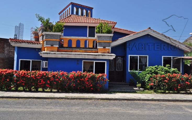 Foto de casa en venta en  , arboleda, tuxpan, veracruz de ignacio de la llave, 1122039 No. 01