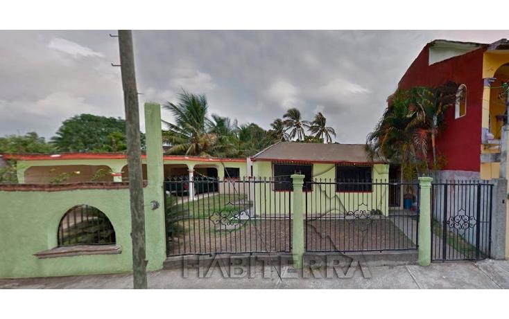 Foto de casa en venta en  , arboleda, tuxpan, veracruz de ignacio de la llave, 1290647 No. 01