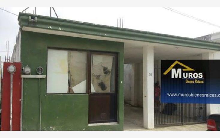 Foto de casa en venta en  , arboledas, altamira, tamaulipas, 2026248 No. 01