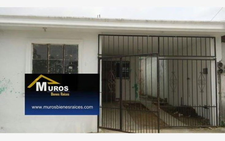 Foto de casa en venta en  , arboledas, altamira, tamaulipas, 2026286 No. 01