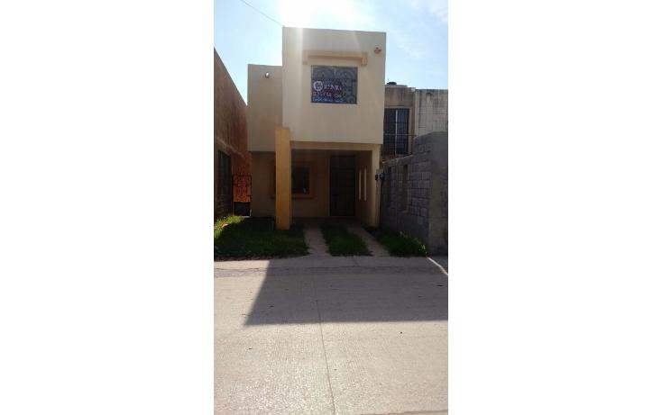 Foto de casa en venta en  , arboledas, altamira, tamaulipas, 946389 No. 01