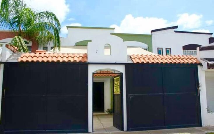 Foto de casa en venta en  , arboledas de paso blanco, jesús maría, aguascalientes, 2827616 No. 01