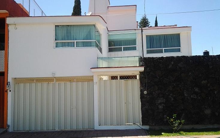 Foto de casa en venta en  , arboledas de san ignacio, puebla, puebla, 1242543 No. 01