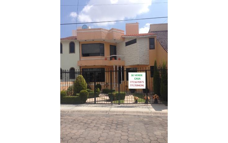 Foto de casa en venta en  , arboledas de san javier, pachuca de soto, hidalgo, 1545732 No. 01