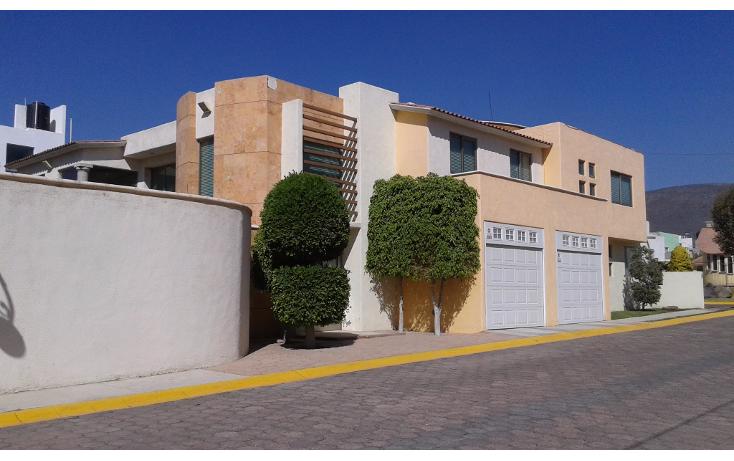 Foto de casa en venta en  , arboledas de san javier, pachuca de soto, hidalgo, 1660324 No. 18