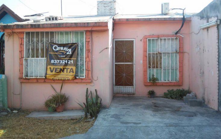 Foto de casa en venta en, arboledas de santo domingo, san nicolás de los garza, nuevo león, 1162669 no 01