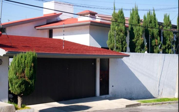 Foto de casa en venta en  , arboledas guadalupe, puebla, puebla, 713415 No. 01