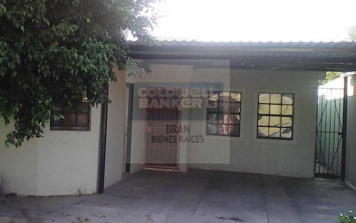 Foto de casa en venta en  , arboledas, matamoros, tamaulipas, 1843594 No. 01
