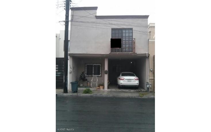 Foto de casa en venta en  , arboledas nueva lindavista, guadalupe, nuevo le?n, 1437959 No. 01