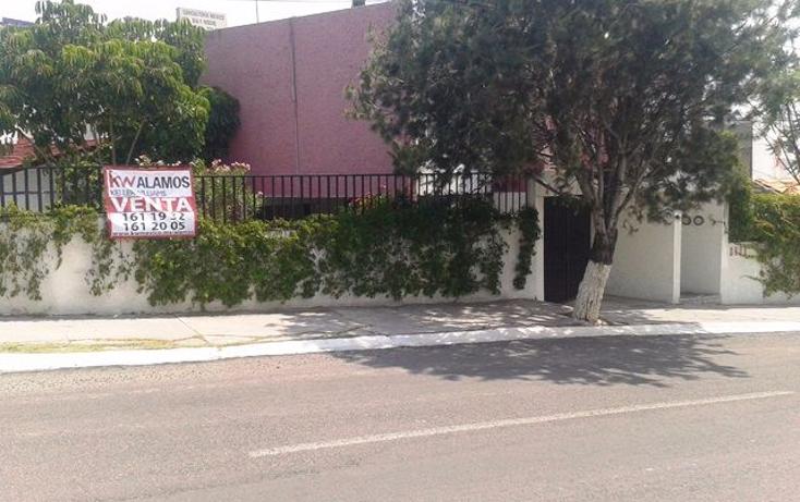 Foto de casa en venta en  , arboledas, querétaro, querétaro, 1239171 No. 01