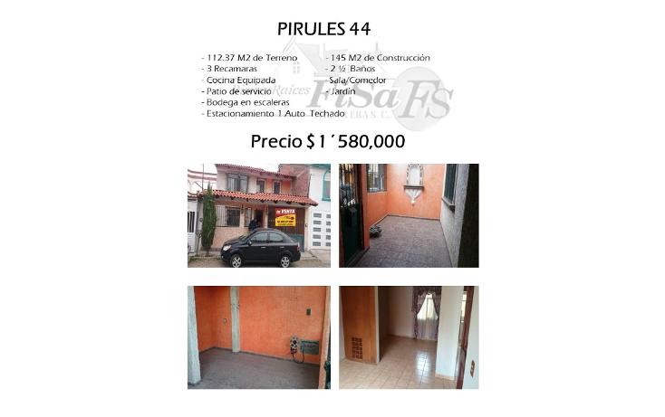 Foto de casa en venta en  , arboledas, san juan del río, querétaro, 1099649 No. 01