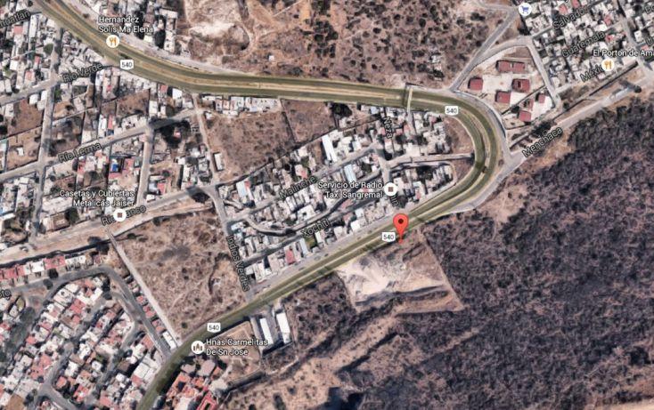 Foto de terreno habitacional en venta en, arboledas, san juan del río, querétaro, 1974667 no 03
