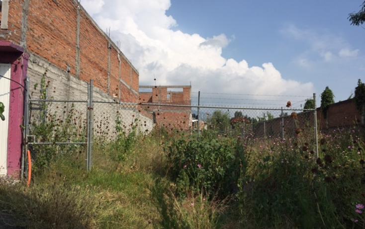 Foto de terreno habitacional en venta en  , arboledas valladolid, morelia, michoacán de ocampo, 1403923 No. 01