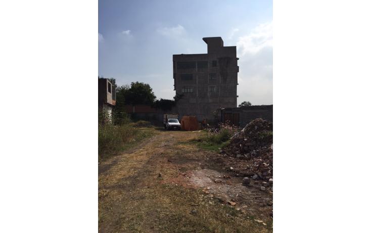 Foto de terreno habitacional en venta en  , arboledas valladolid, morelia, michoacán de ocampo, 1403923 No. 04